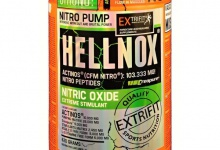 Chcete svaly rychle? No, tak to urychlíme: nasaďte Hellnox!